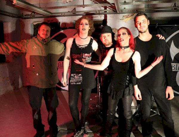 WildSpiritz IMS MUSIC REVIEW - LESBIAN BED DEATH - BORN TO DIE ON VHS