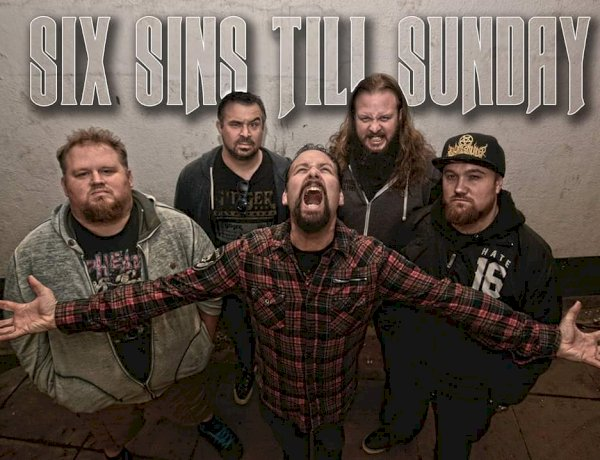 WildSpiritz IMS MUSIC REVIEW - SIX SINS TILL SUNDAY - UNMASKED EP